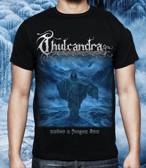 Thulcandra | Under A Frozen Sun TS Front