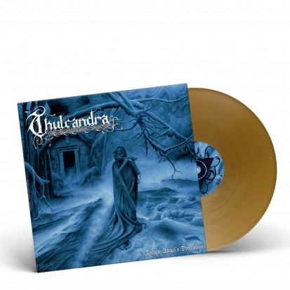 Thulcandra - Fallen Angel's Dominion VINYL GOLD
