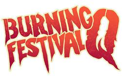 Burning Q Festival Logo | Thulcandra