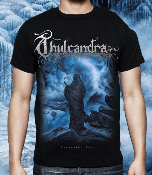 Thulcandra | Ascension Lost Tour TS Front