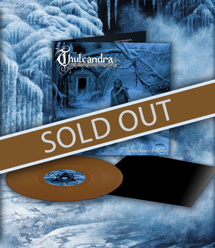 Thulcandra | Fallen Angel's Dominion LP