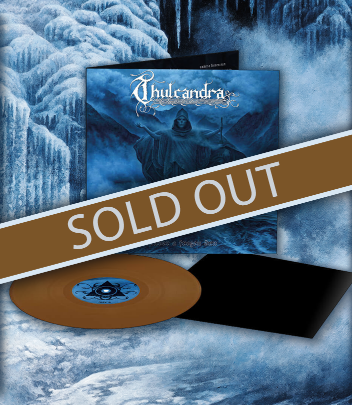 Thulcandra | Under A Frozen Sun LP