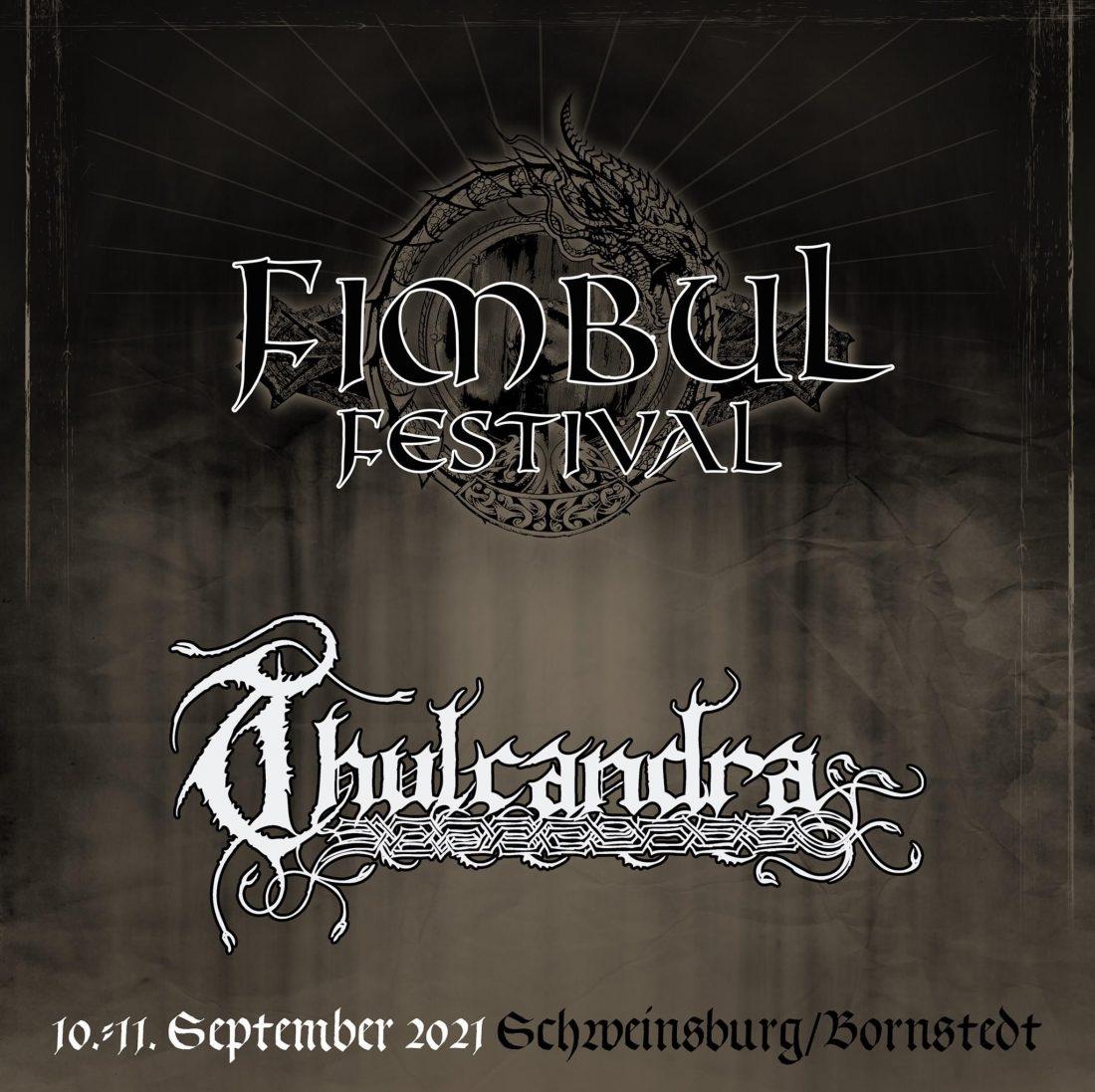 Thulcandra | Fimbul Festival 2021