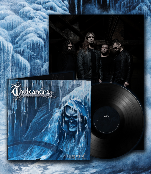 LP A Dying Wish Black